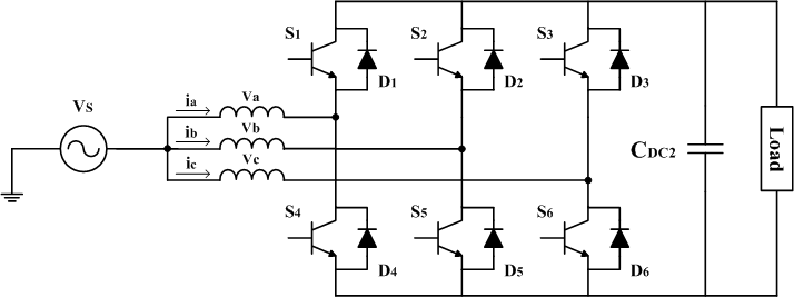 Wondrous Circuit Diagram Of A Three Phase Ac Dc Converter Download Wiring Cloud Staixaidewilluminateatxorg