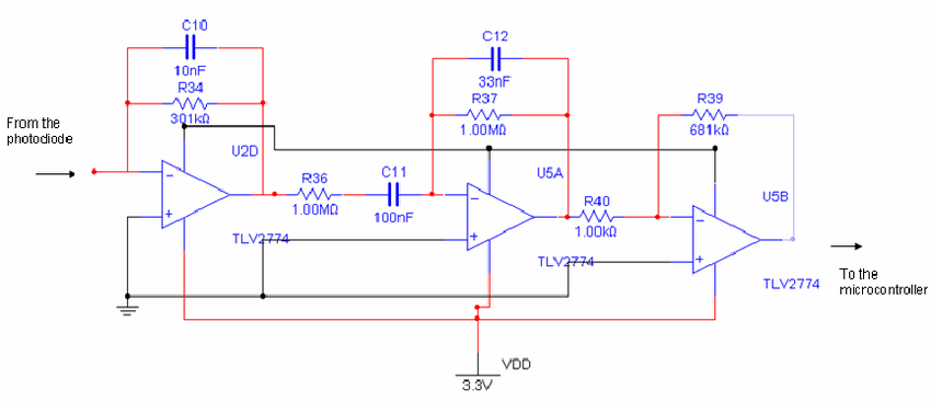 Incredible Multisim Schematic Of The Pulse Oximeter Circuit Download Wiring Cloud Itislusmarecoveryedborg