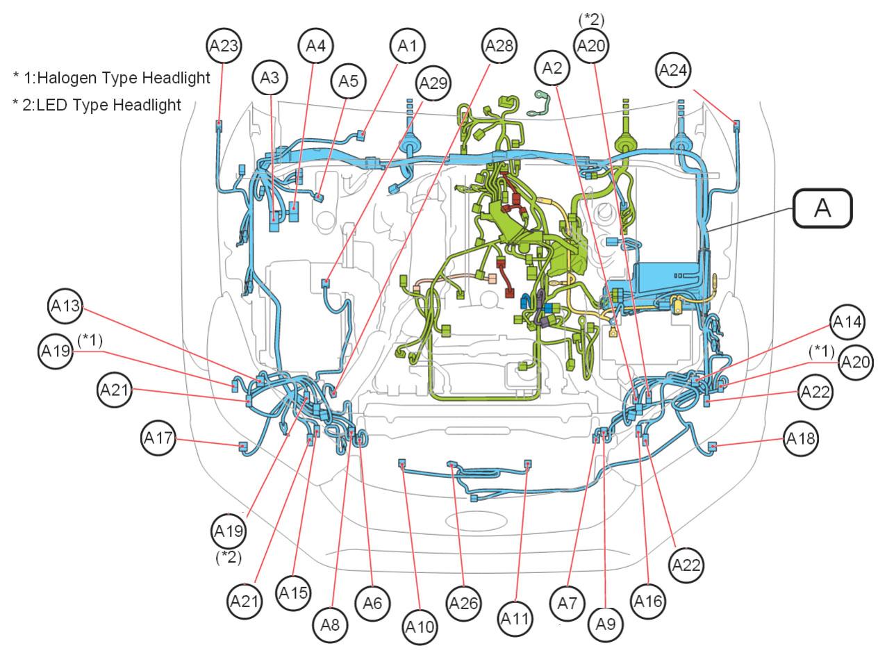 Pleasant Toyota Hilux Wiring Diagram 2014 Wiring Diagram Wiring Cloud Cranvenetmohammedshrineorg