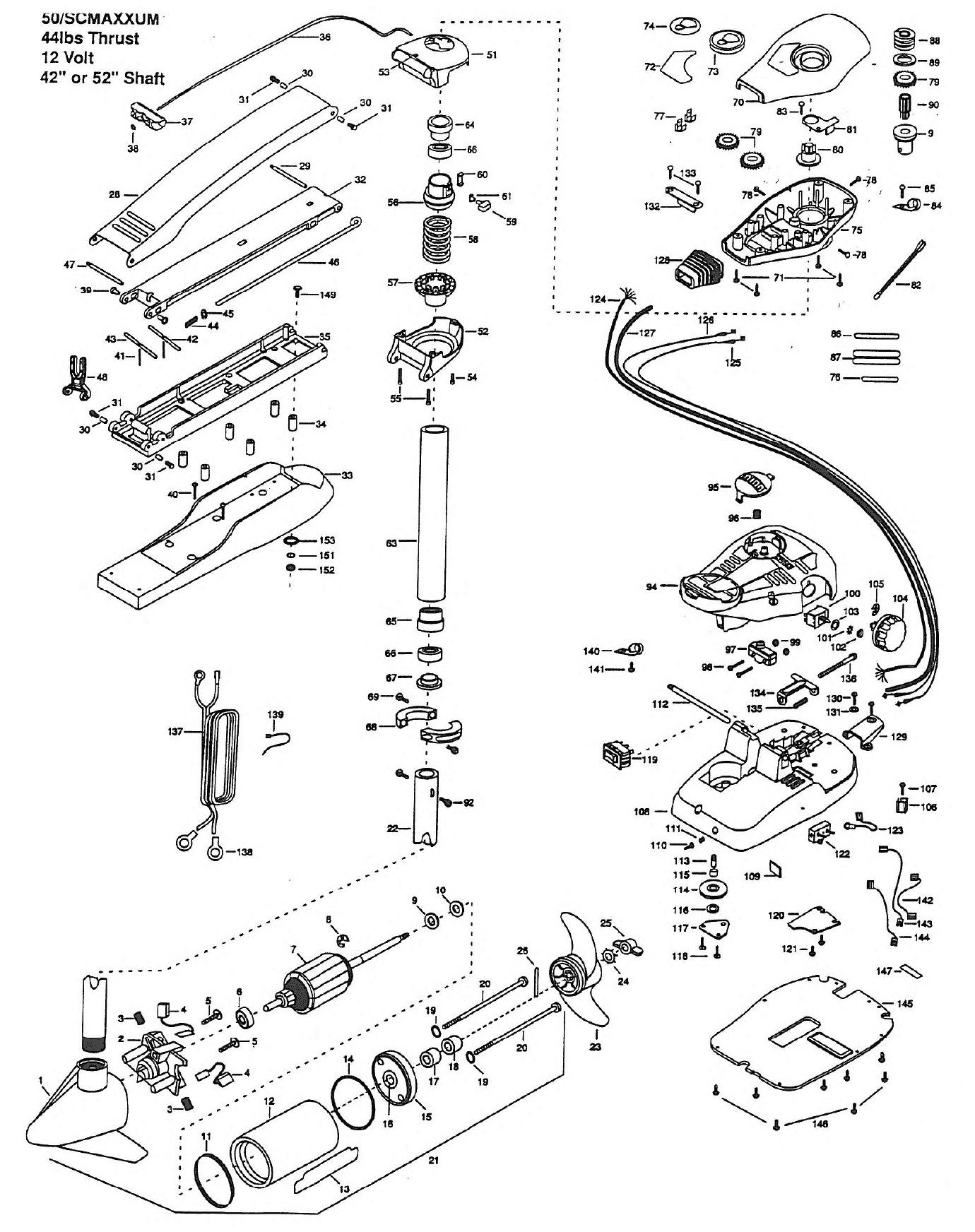 Minn Kota Talon Wiring Diagram