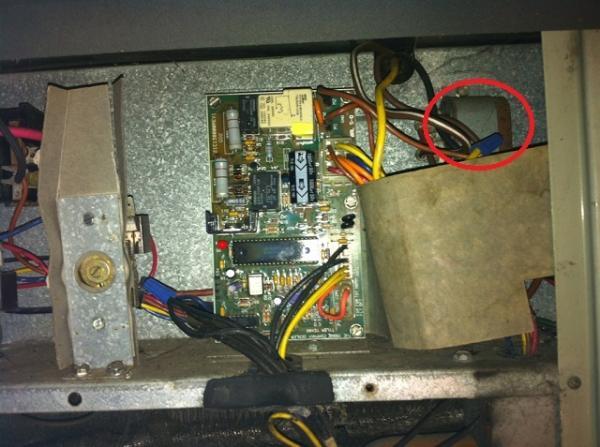 Xl 1200 Heat Pump Wiring Diagram