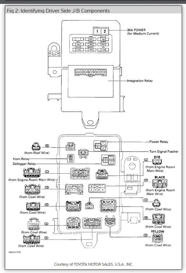AK_7878 Toyota Tercel Fuse Box Download Diagram