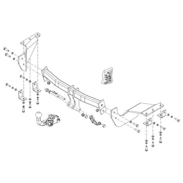 Cb 7820  Thule Towbar Wiring Diagram Wiring Diagram