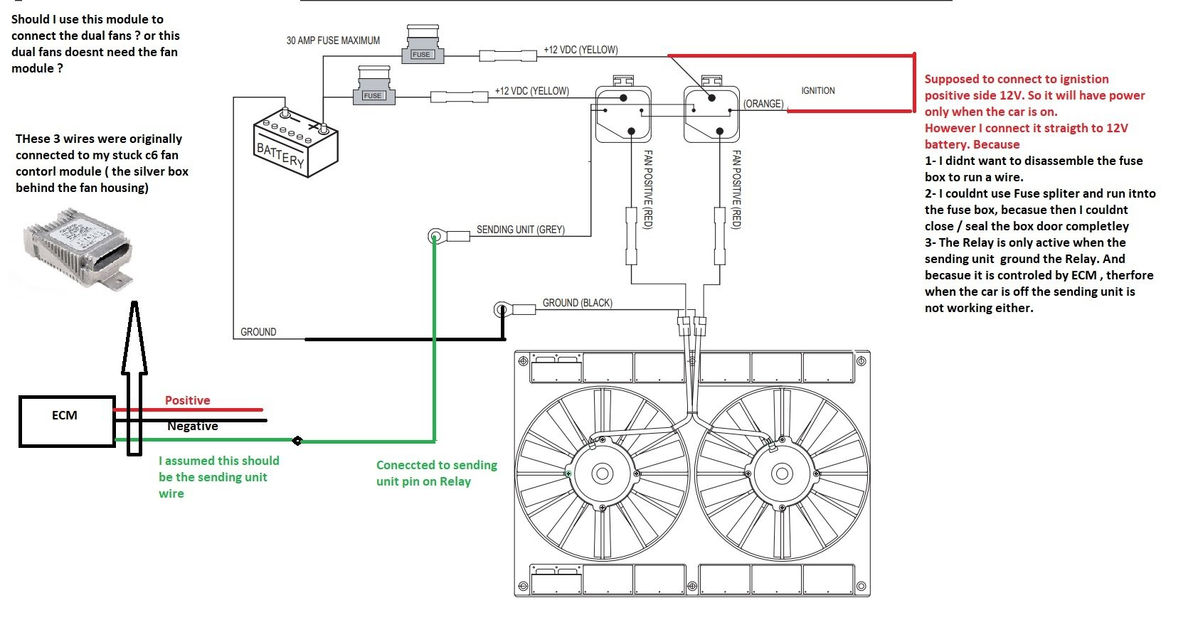 Spal Brushless Fan Wiring Diagram