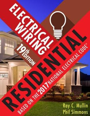 Swell Electrical Wiring Residential Edition 19 By Ray C Mullin Phil Wiring Cloud Licukshollocom