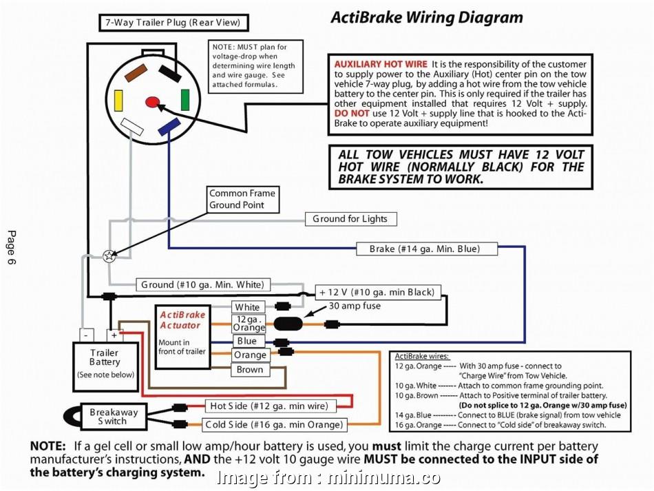 Rw 9204  Eu Trailer Wiring Diagram Free Diagram