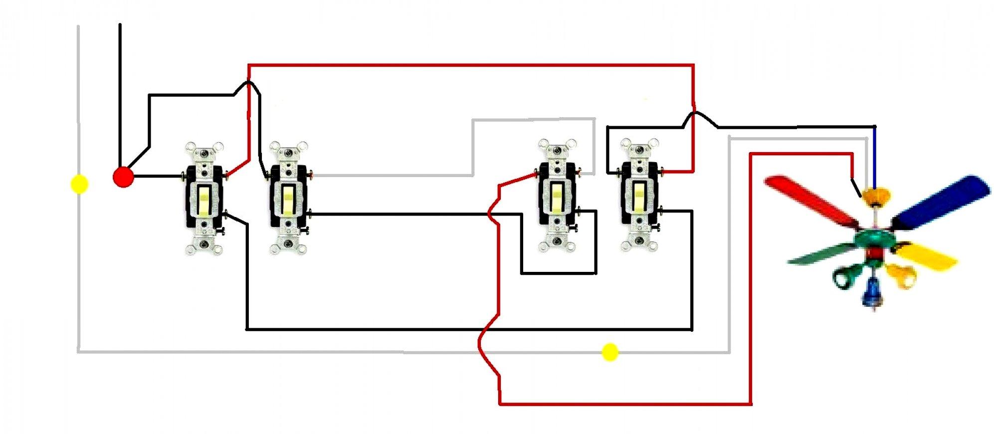 Diagram Wiring Diagram Hunter Ceiling Fan 25510 Full Version Hd Quality Fan 25510 Schematicfile Blidetoine Fr