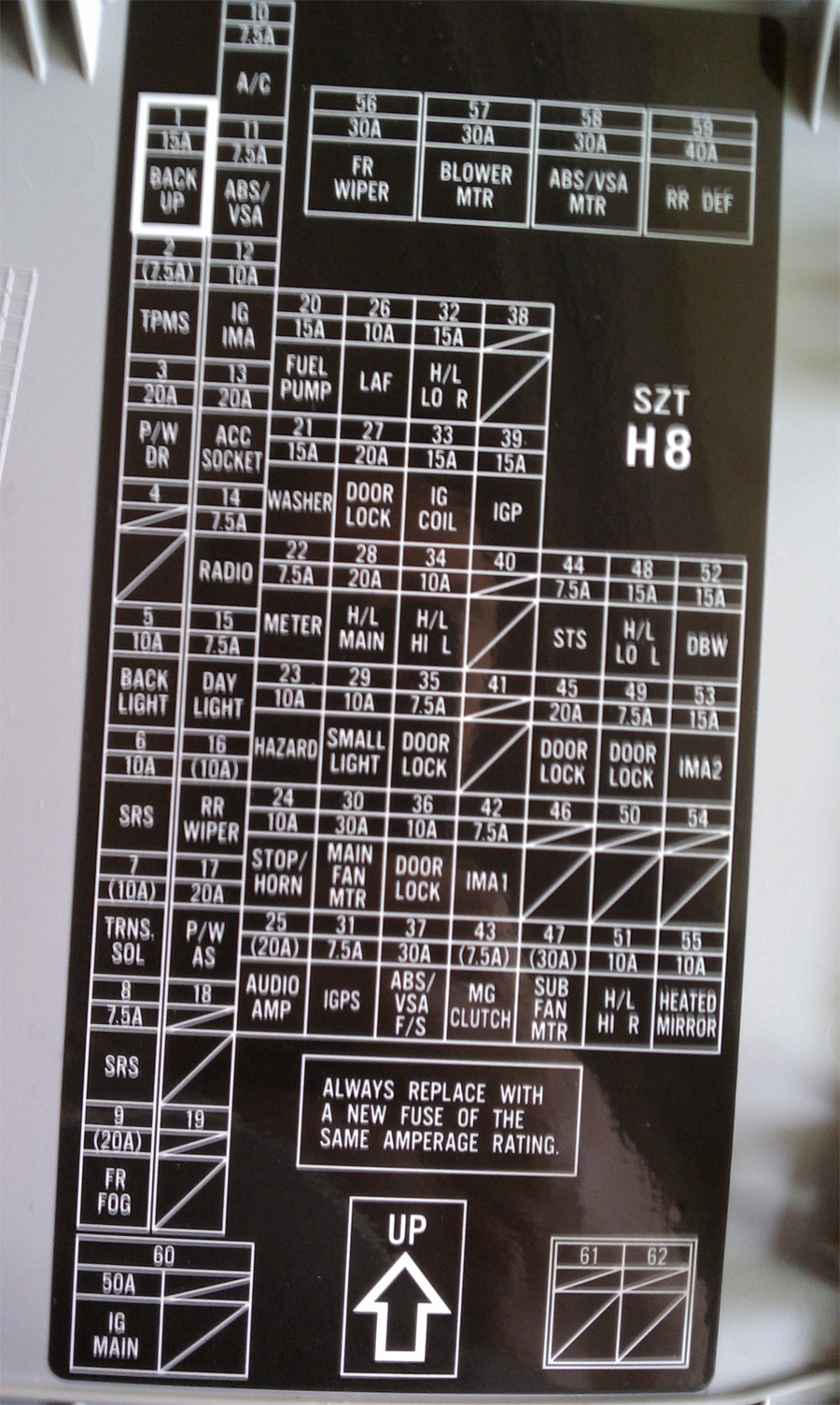 fuse box diagram for 2001 nissan altima wh 8073  nissan altima fuse box location get free image about  wh 8073  nissan altima fuse box