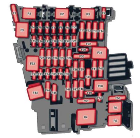 Phenomenal Audi Fuse Box Location Basic Electronics Wiring Diagram Wiring Cloud Staixaidewilluminateatxorg