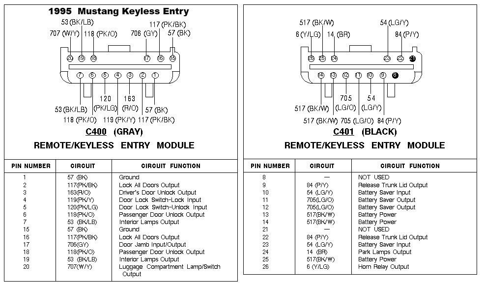 Xa 0707  Keyless Entry Wiring Diagram Free Diagram