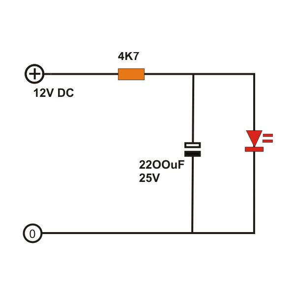 Cool Simple Lamp Circuit Basic Electronics Wiring Diagram Wiring Cloud Hemtegremohammedshrineorg