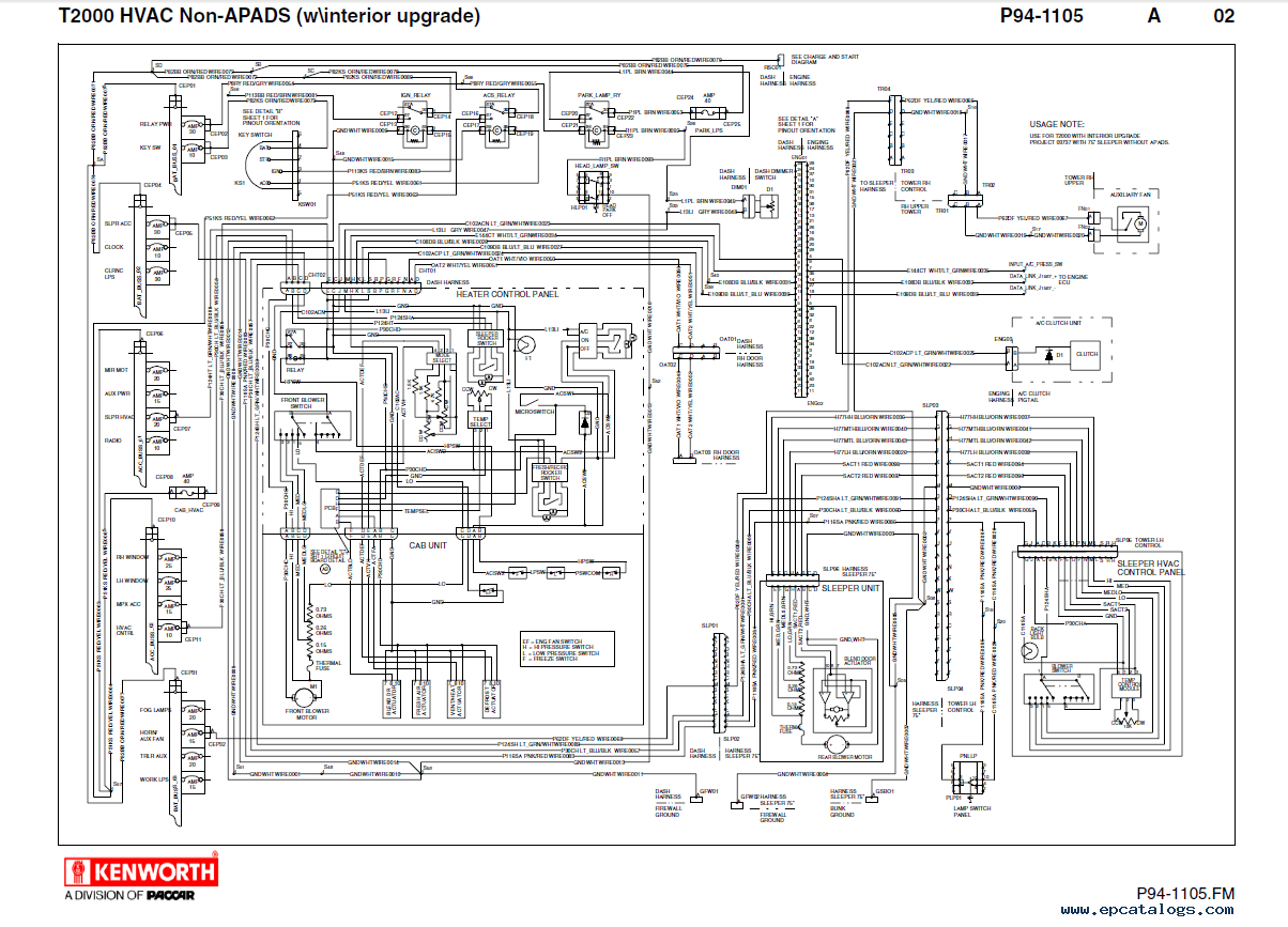 Freightliner Coronado Wiring Diagram - Alfa Romeo Spider Engine Assembly  Diagram for Wiring Diagram SchematicsWiring Diagram Schematics