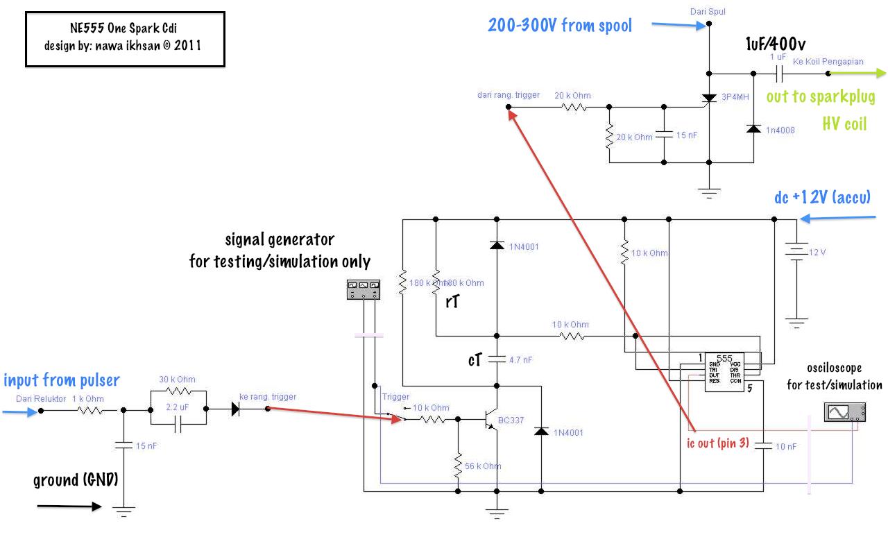 wiring diagram kelistrikan suzuki thunder 125 suzuki cdi wiring diagram pro wiring diagram  suzuki cdi wiring diagram pro wiring
