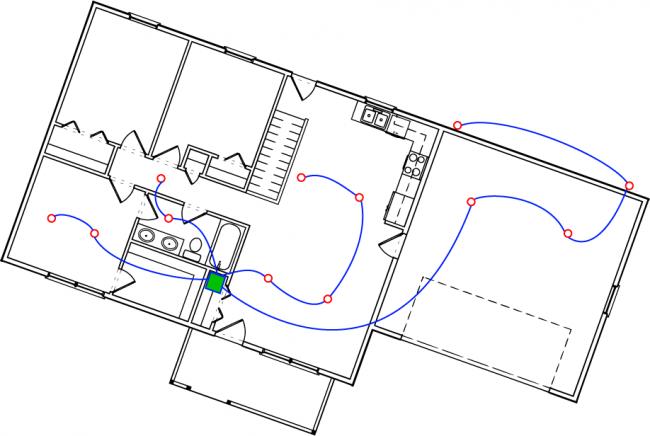 Miraculous Home Run Wiring Wiring Diagram Wiring Cloud Ittabpendurdonanfuldomelitekicepsianuembamohammedshrineorg
