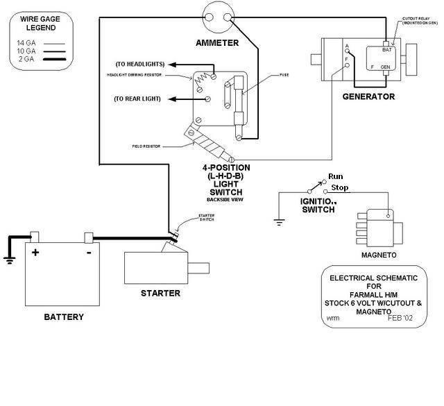 8N Ford Tractor Wiring Diagram 6 Volt from static-assets.imageservice.cloud
