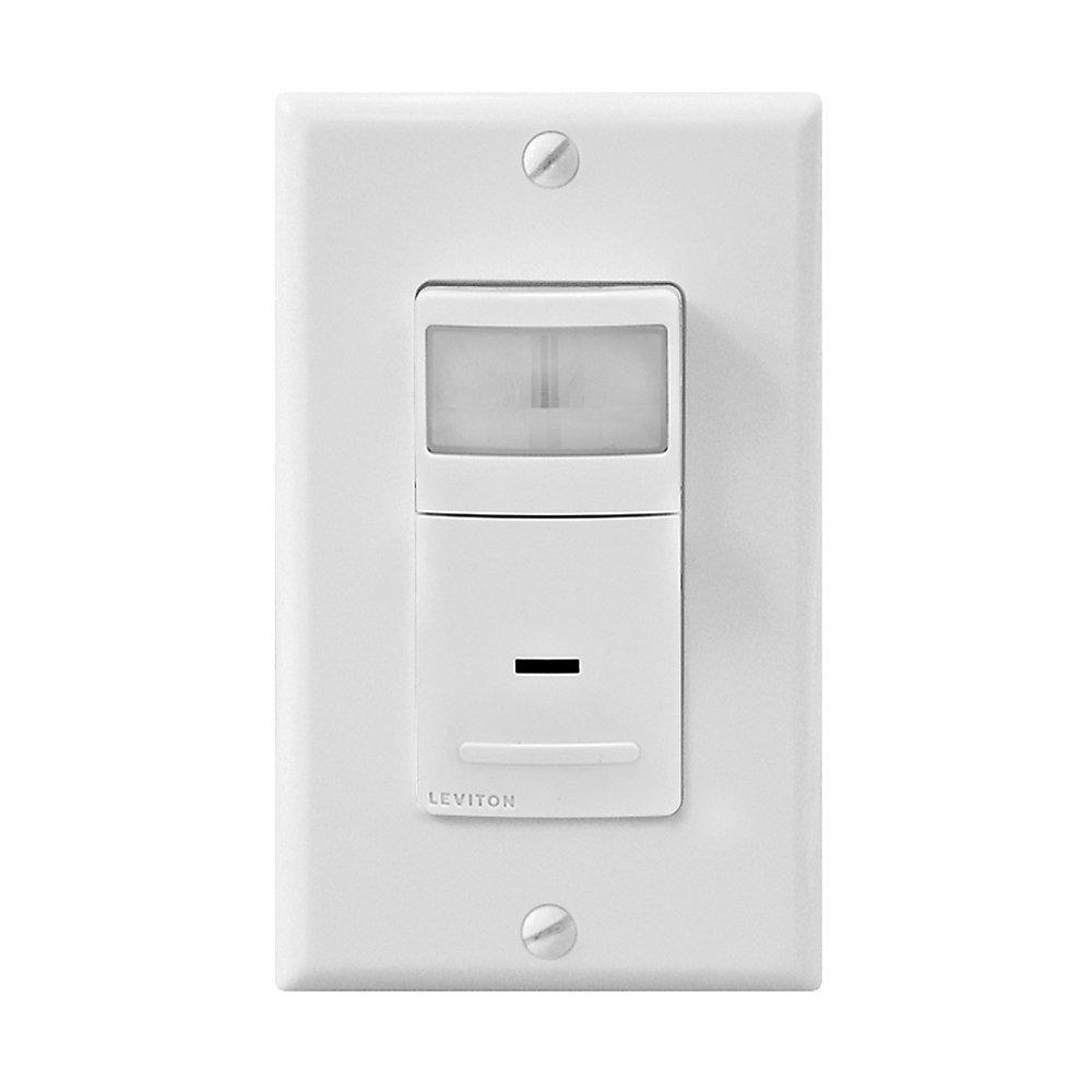 [EA_2371] Leviton Pr180 Light Almond Occupancy Sensor Wall