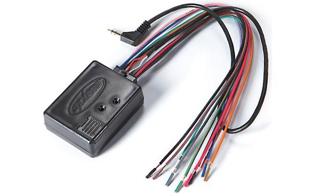 Miraculous Axxess Aswc Steering Wheel Control Interface Connects Your Cars Wiring Cloud Eachirenstrafr09Org