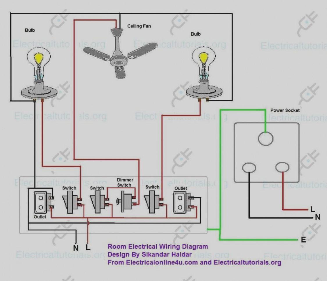House Panel Wiring Diagram