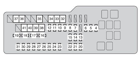 [DIAGRAM_1JK]  NY_9209] 2007 Toyota Camry Fuse Box Layout Download Diagram | 2007 Toyota Camry Fuse Box |  | Sapebe Aidew Illuminateatx Librar Wiring 101