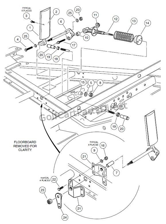 tg1906 club car wiring diagram custom club car ds body gas