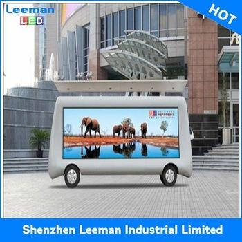 Awesome Stylish Outdoor Mobile Truck Tri Billboard Trailer Lights Wiring Wiring Cloud Monangrecoveryedborg