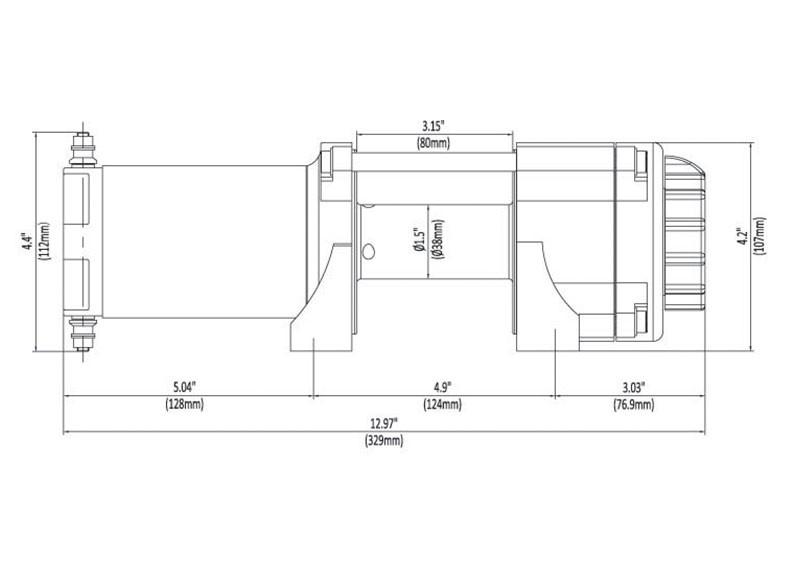 Polaris 3500 Winch Wiring Diagram