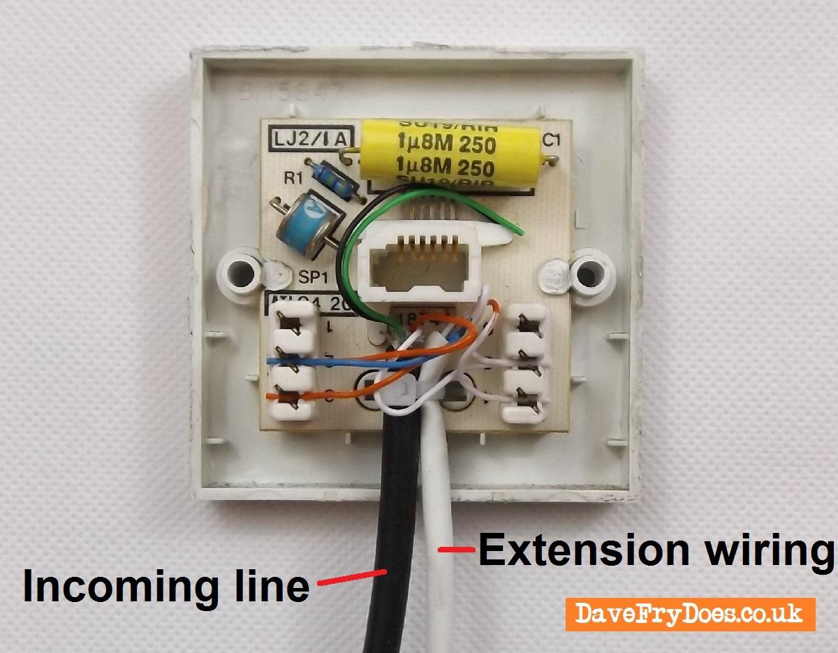 Groovy Install An Nte5A Bt Virgin Openreach Etc Master Socket Wiring Cloud Waroletkolfr09Org