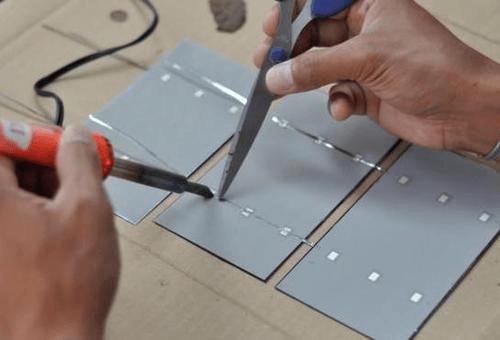 Remarkable Solar Panel Diy Assembling Your Solar Cells Off Grid Living Wiring Cloud Icalpermsplehendilmohammedshrineorg