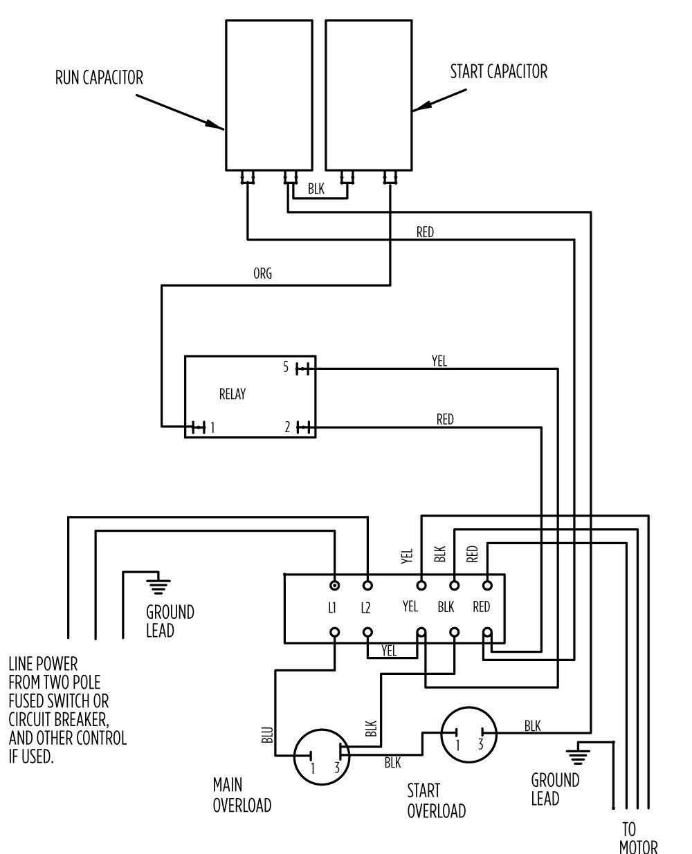 Excellent Aim Manual Page 55 Single Phase Motors And Controls Motor Wiring Cloud Ittabpendurdonanfuldomelitekicepsianuembamohammedshrineorg