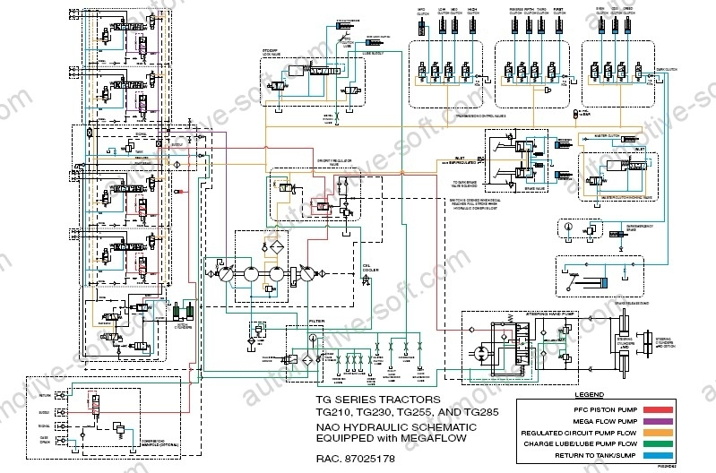 New Holland 3415 Wiring Diagram