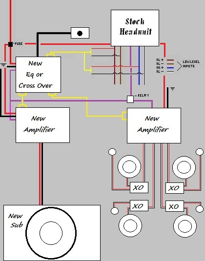 4ch Amp Wiring Diagram Toyota Ignition Coil Wiring Diagram Begeboy Wiring Diagram Source