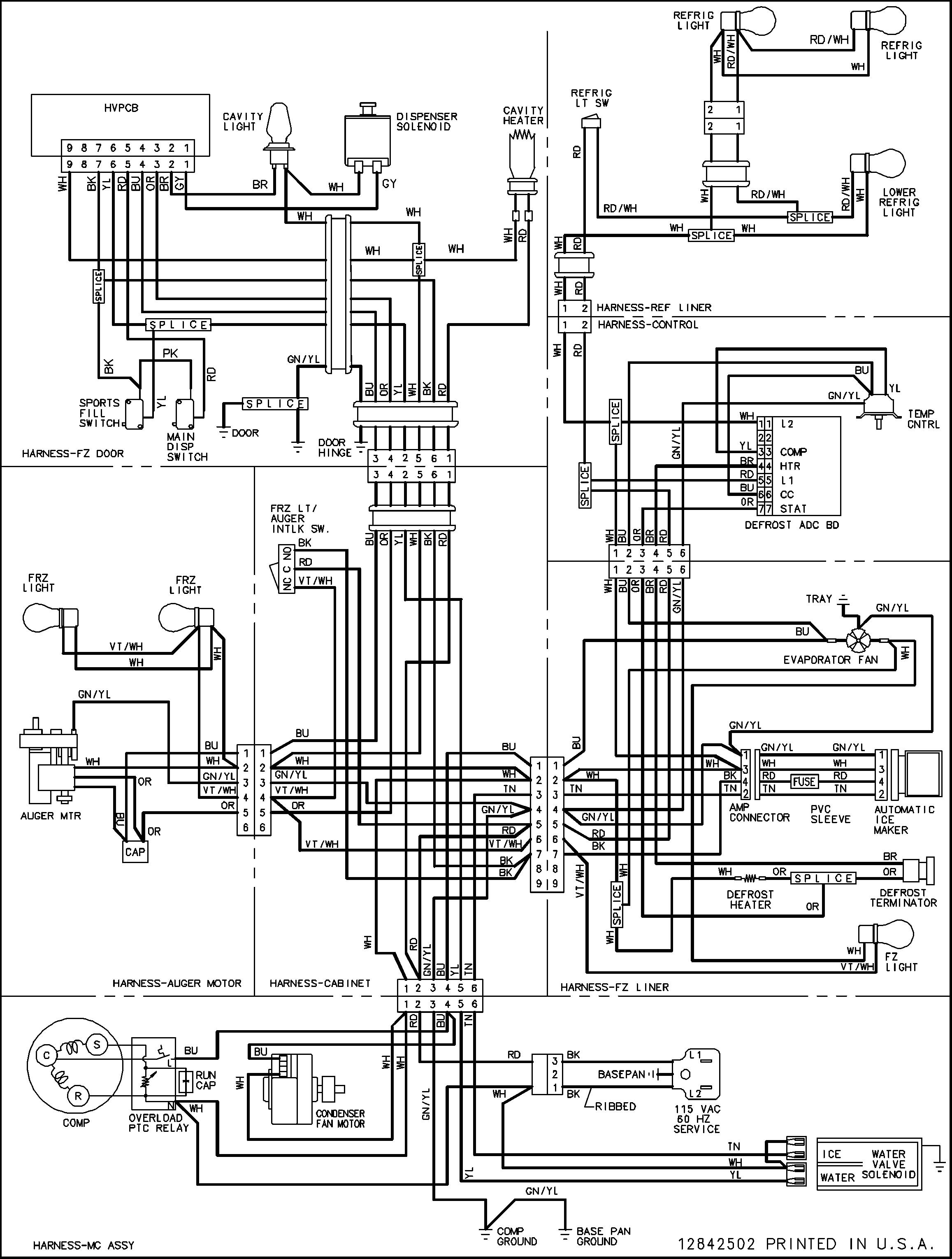 SM_8626] Rv Thermostat Wiring Diagram Also Amana Refrigerator Wiring  Diagram Wiring DiagramTivexi Rosz Nnigh Phot Phae Mohammedshrine Librar Wiring 101