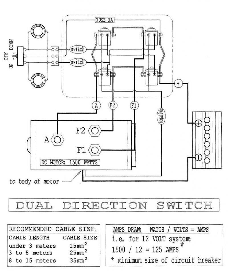 ZR_5030] Dc Motor Wiring Diagram As Well 12 Volt Dc Winch Motor ReversingHabi Inrebe Mohammedshrine Librar Wiring 101