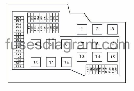 Pleasing 95 Mazda Mx 6 Fuse Box Diagram Basic Electronics Wiring Diagram Wiring Cloud Histehirlexornumapkesianilluminateatxorg