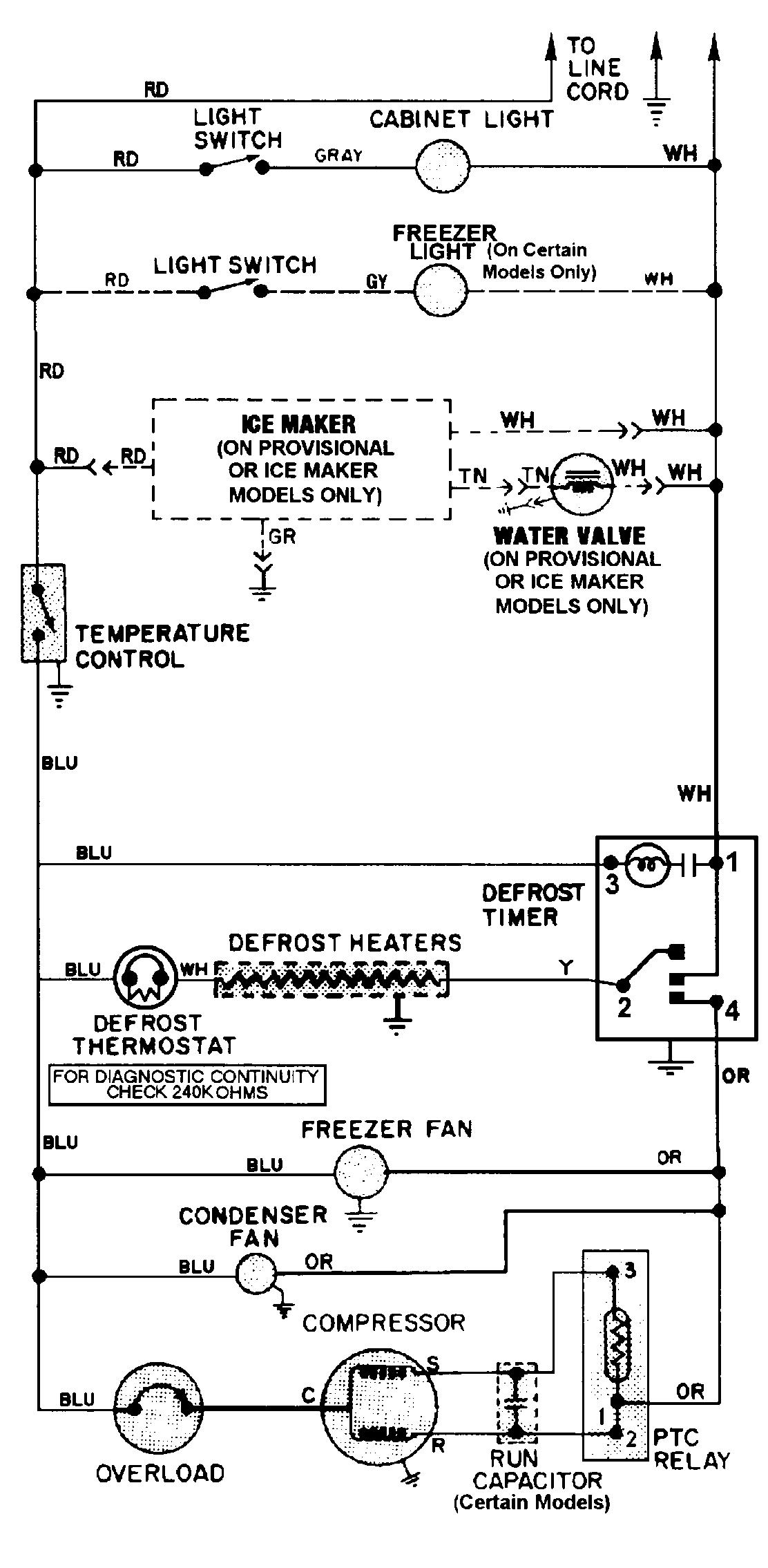 wiring diagram for crosley dryer ov 8564  maytag refrigerator wiring diagram wiring diagram admiral  maytag refrigerator wiring diagram