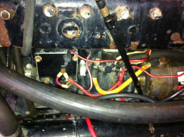 Mercruiser 470 Voltage Regulator Wiring Diagram - Wiring Diagram
