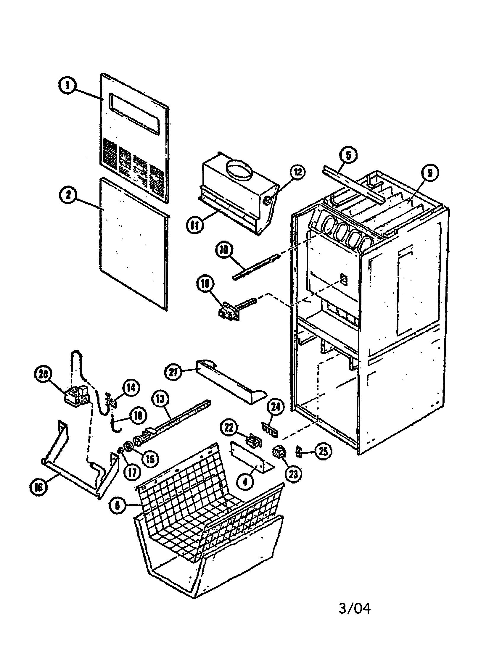 lennox air conditioner wiring diagram co 3338  unit diagram parts list for model g12827 lennoxparts  parts list for model g12827 lennoxparts