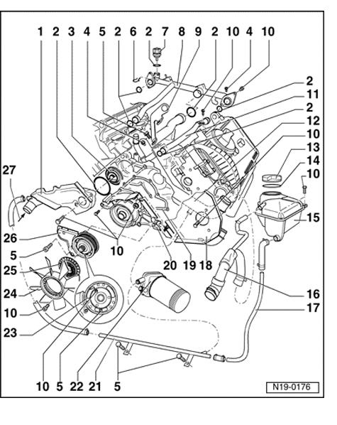 Da 4977  Passat Engine Diagram Wiring Diagram