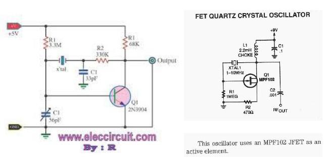 Strange Quartz Crystal Tester Circuit Electronic Circuits And Diagram Wiring Cloud Eachirenstrafr09Org