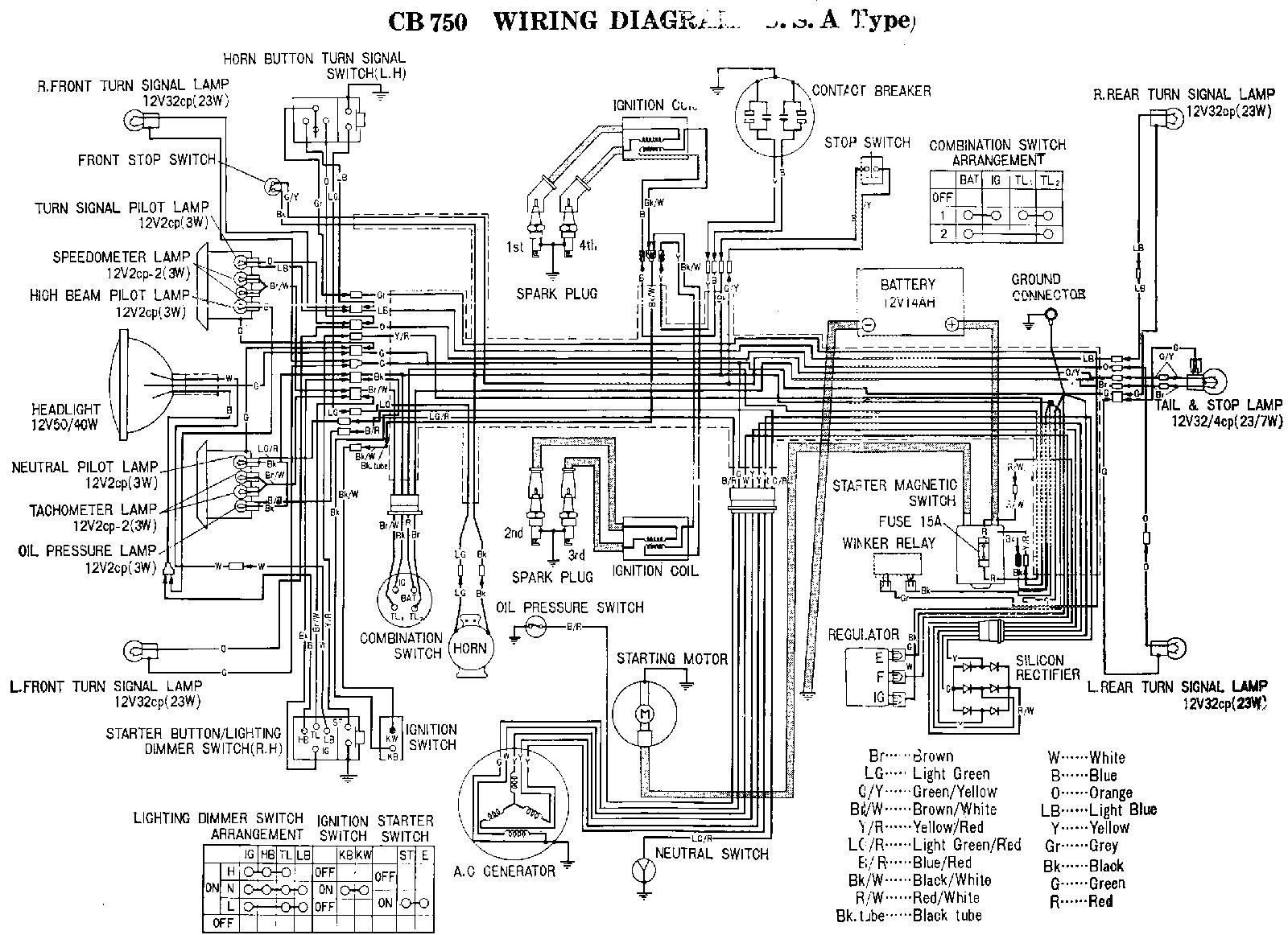80 Cb750k Wiring Diagram - Ultima Wiring Harness For Harley for Wiring  Diagram SchematicsWiring Diagram Schematics