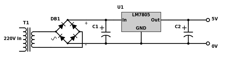 Tremendous The Simplest Power Supply Circuit Build Electronic Circuits Wiring Cloud Xempagosophoxytasticioscodnessplanboapumohammedshrineorg