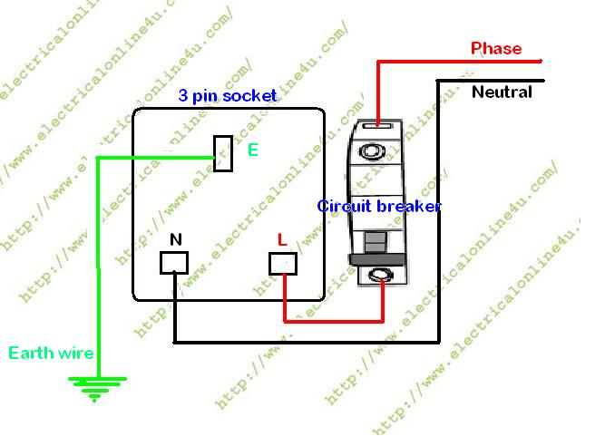 Magnificent Switch Socket Wiring Diagram Online Wiring Diagram Wiring Cloud Monangrecoveryedborg