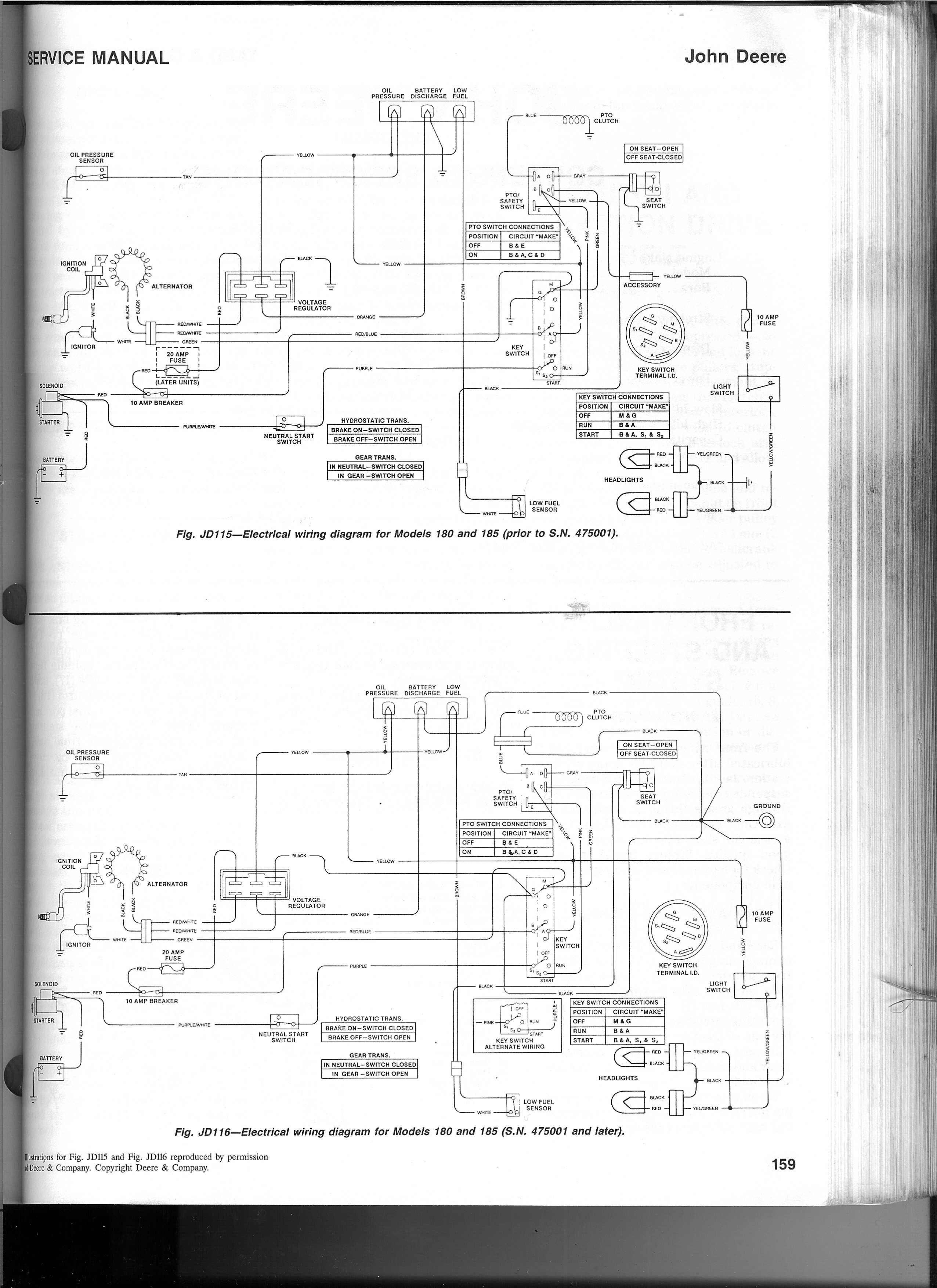 john deere 1010 wiring schematic ka 2229  besides john deere 1010 tractor wiring diagram likewise  john deere 1010 tractor wiring diagram