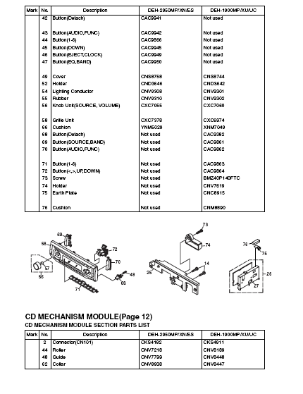 [ZTBE_9966]  TE_6286] Pioneer Deh 1200Mp Wiring Diagram Together With Pioneer Deh 6 Wiring  Wiring Diagram | Wiring Diagram Pioneer Deh X6500bt |  | Lopla Numap Mohammedshrine Librar Wiring 101