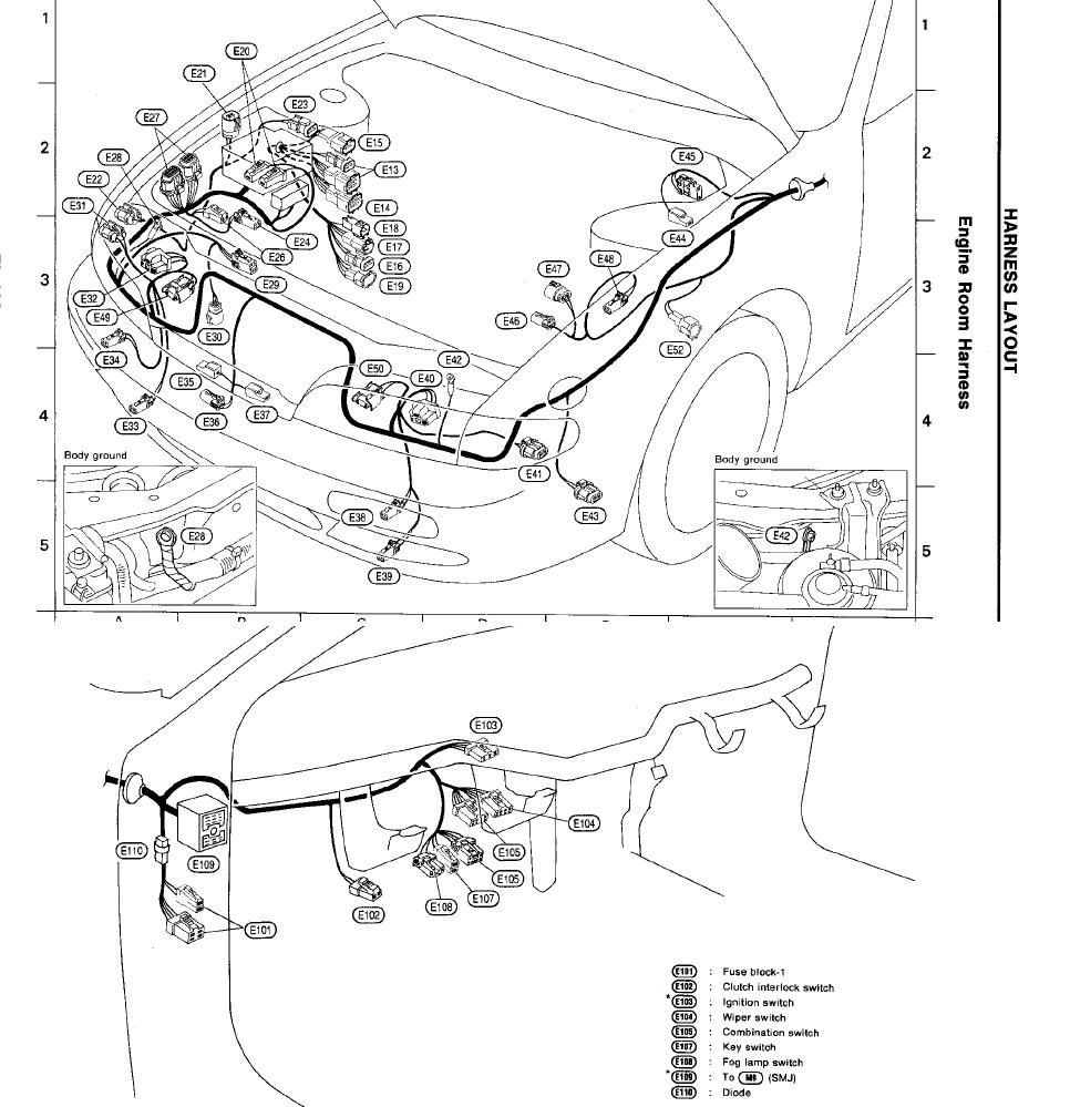 S14 Ka24de Wiring Diagram - Wiring Diagram