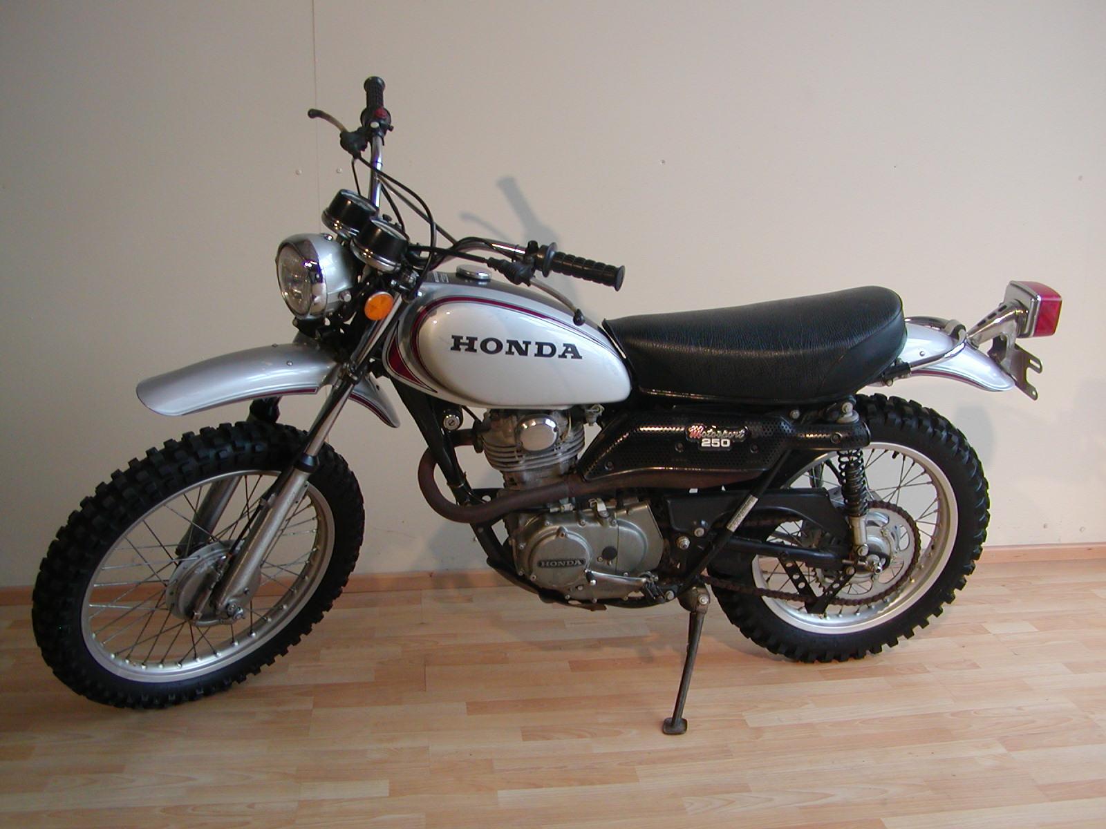 Honda Xl250 Motosport Parts