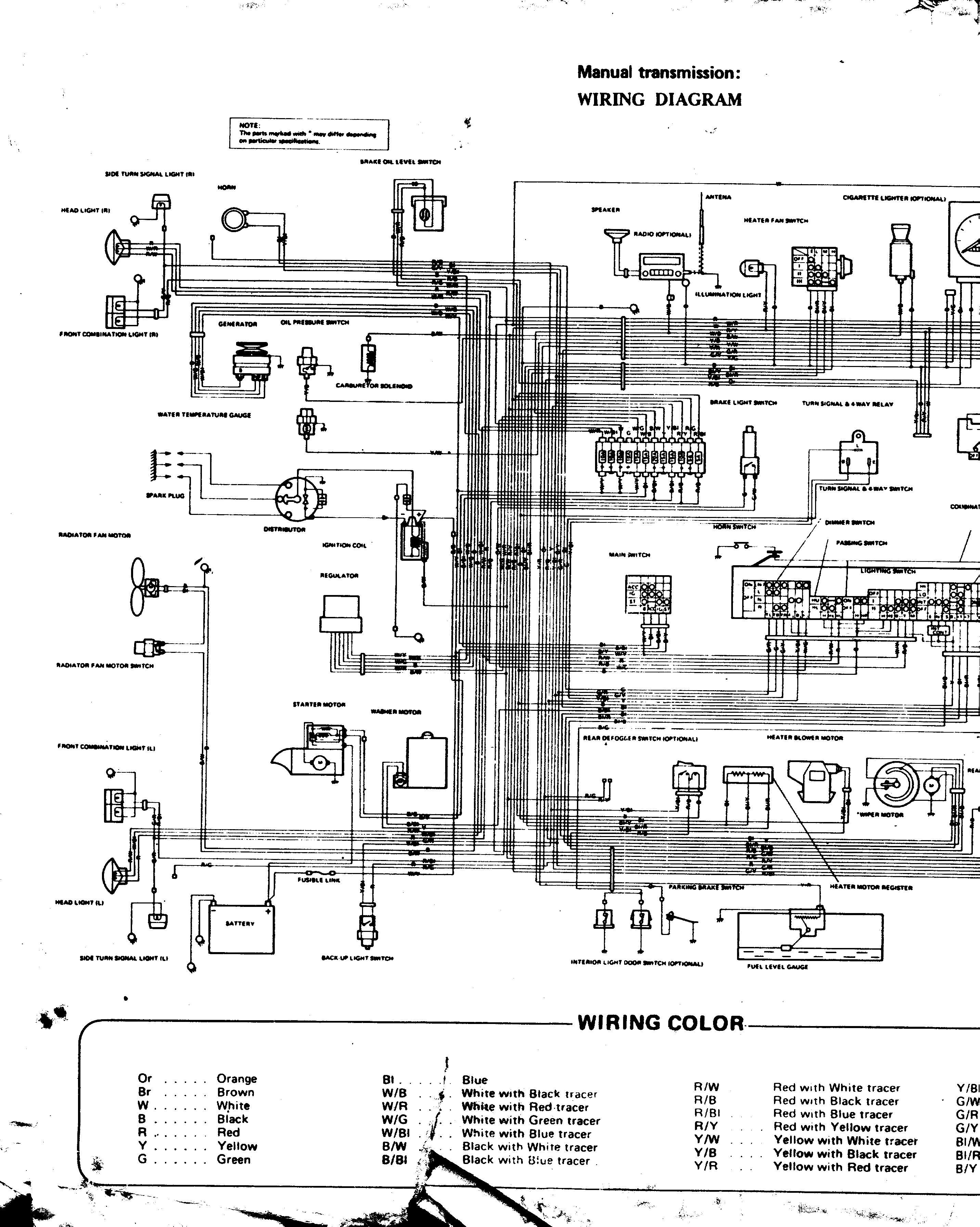 Maruti Suzuki Alto Lxi Wiring Diagram