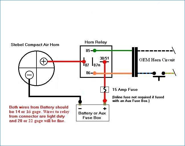 Air Horn Wiring Schematic - 4 Way Switch Wiring Diagram | Bege Wiring  DiagramBege Wiring Diagram