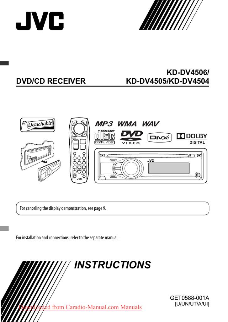 [DIAGRAM_5NL]  RA_6382] Jvc Kdavx44 Wiring Dvd Player With Lcd Monitor | Jvc Kd Avx77 Wiring Diagram |  | Usnes Cajos Mohammedshrine Librar Wiring 101