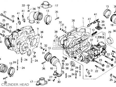 Dr 3439 Gl1100 Tachometer Wiring Diagram Schematic Wiring